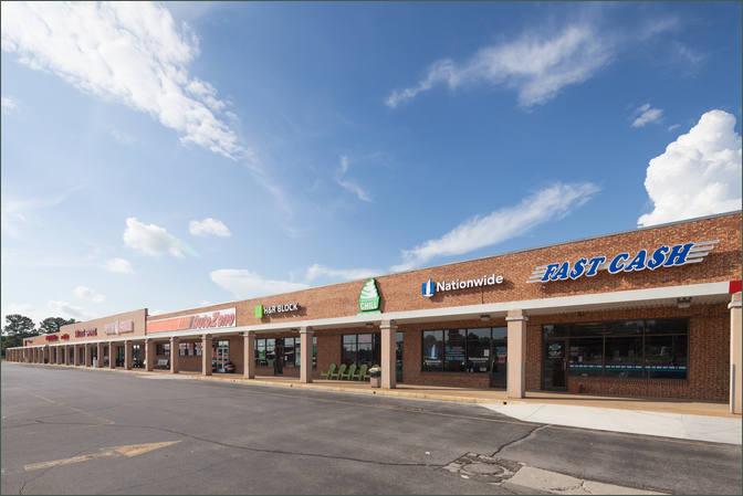 Whispering Pines Shopping Center