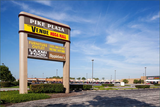 Pike Plaza