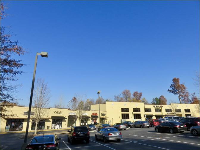 Shoppes at East West Connector