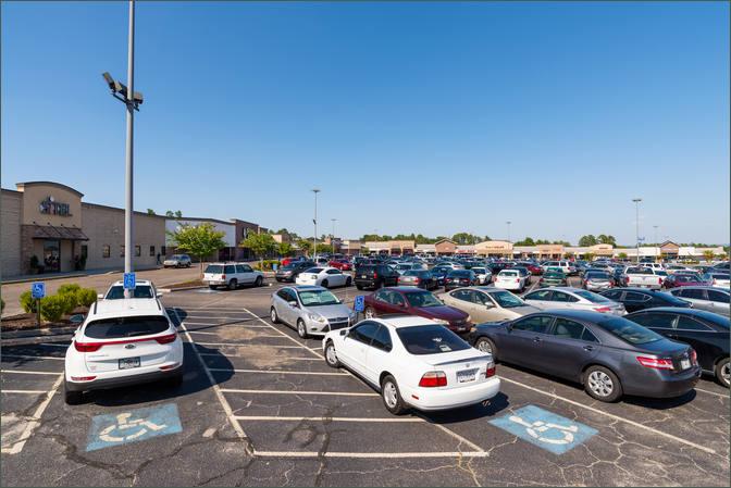 Colony Plaza Shopping Center