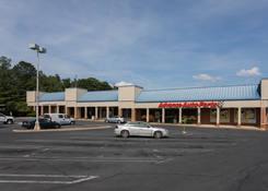 Willow Oak Plaza: